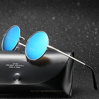 Unisex Gafas Estilo Sol De Paz Lennon Vintage Nuevo John ymnv8OPN0w