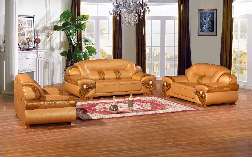 yg muebles venta caliente del precio barato de lujo sof de cuerochina mainland