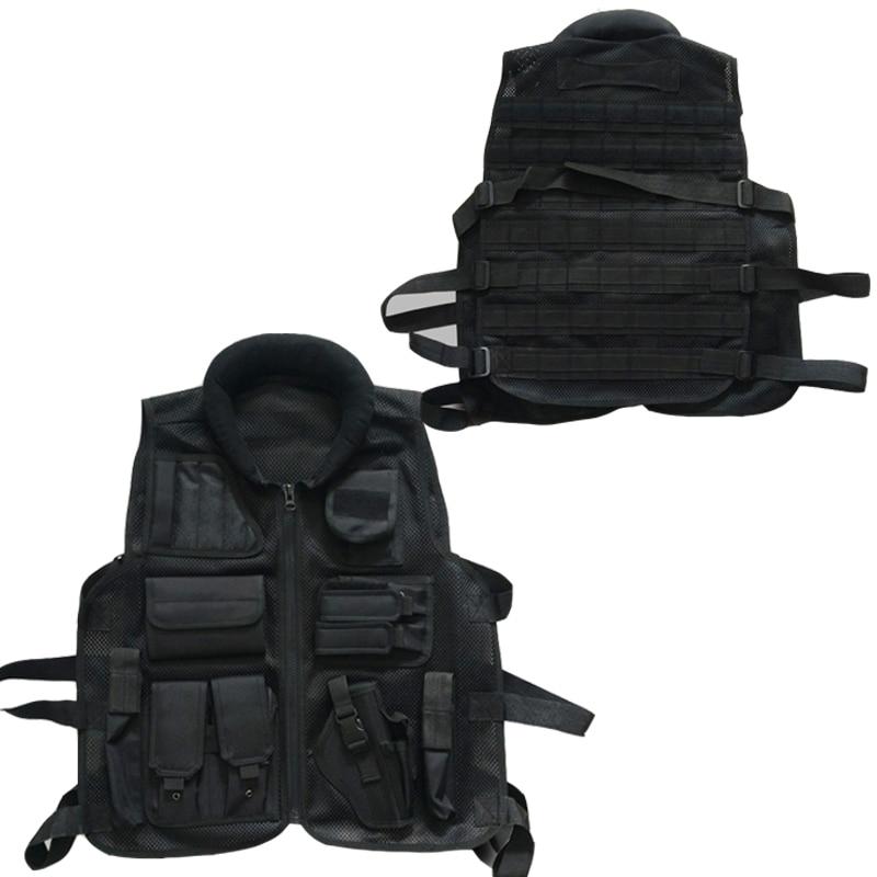 ФОТО Colete tatico loja artigos militares airsoft tactical vest Leapers UTG 099 Law Enforcement molle Tactical Vest SWAT schutzweste