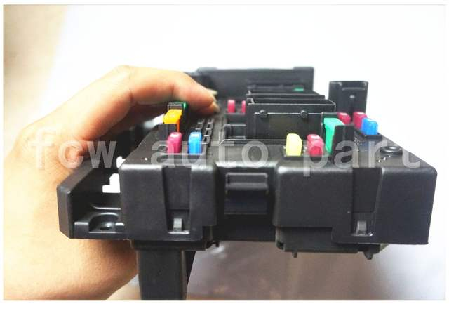 us $68 0 fuse box unit assembly relay for citroen c3 c5 c8 xsara picasso peugeot 206 cabrio 307 cabrio 406 coupe 807 9650663980 in fuses from Fuse Box Diagram