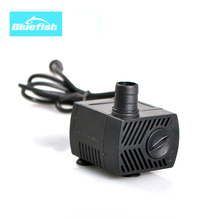 200L/H DC12V High Lift 1.6M Micro DC Submersible Aquarium Water Pump