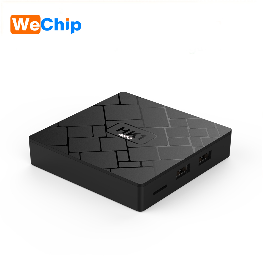 HK1 mini Androdi 8.1 TV Box RK3229 quad-core 2.4G Wireless Wifi RAM 2GB ROM 16GB 4K HD Set Top Box Ott TV Box PK X96 mini TX3