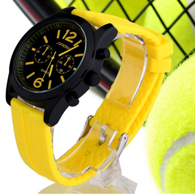 SINOBI Αθλητικά ρολόγια για Lady - Γυναικεία ρολόγια - Φωτογραφία 4