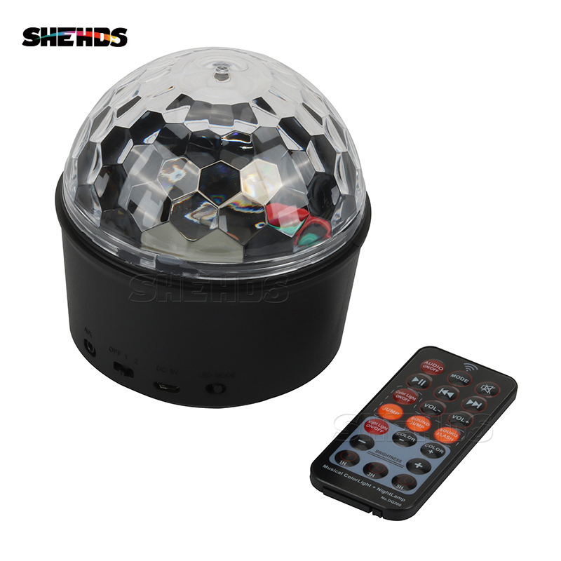 Factory Outlet Wireless Remote Control Musical ColorLight+NightLamp Disco Ball Night Lamp For DJ Disco Party Nightclub And BarFactory Outlet Wireless Remote Control Musical ColorLight+NightLamp Disco Ball Night Lamp For DJ Disco Party Nightclub And Bar