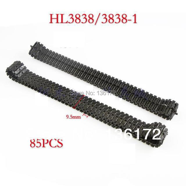 1pair Henglong 3838 3838 1 Snow leopard 1/16 rc tank parts
