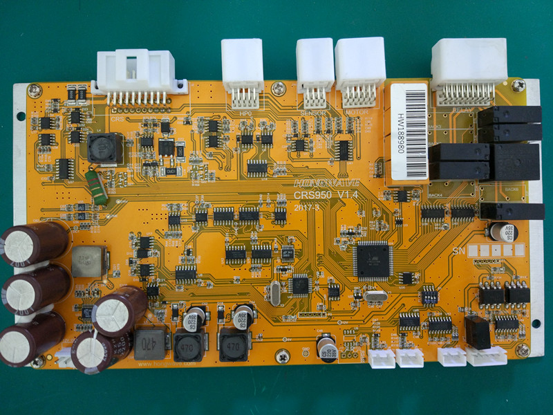 CRS950 / CRS2016 High pressure common rail control Motherboard for Common Rail Test Bench Repair & Upgrade