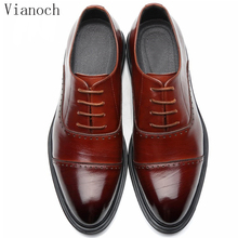 Fashion New Mens Dress Shoes Bussiness Party Wedding Oxfords Lace Up Shoe Man men0032