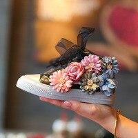 Çocuk Çiçekler Kurulu Ayakkabı Kızlar Eğlence Spor Ayakkabı Yüksek Çizmeler Moda Büyük Kızlar Için Çocuklar Ayakkabı Çizmeler Dantel KS21