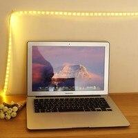 Touch LED Strip Light Dimmable Strip 5V Led Strip Tape Lighting Creative Bar Lamp For Wardrobe