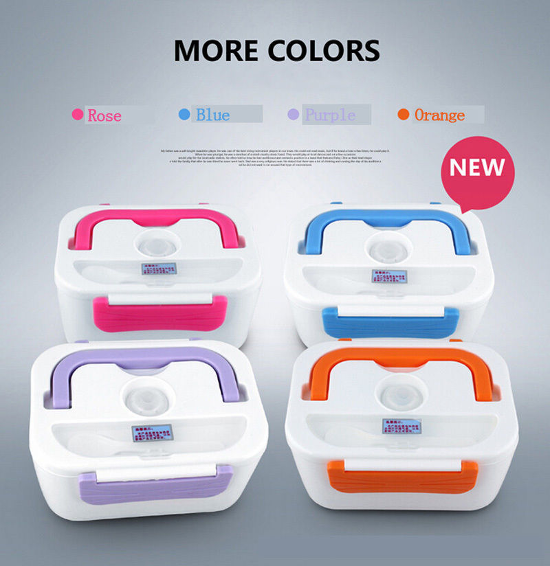 uzohui Lunch Bento Box Dinner Food Container Lunchbox