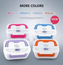 Neue Tragbare Elektrische Heizung Lunchbox Mahlzeit Heizung Reis Abendessen Lebensmittelbehälter 110 V/220 V Lunchbox