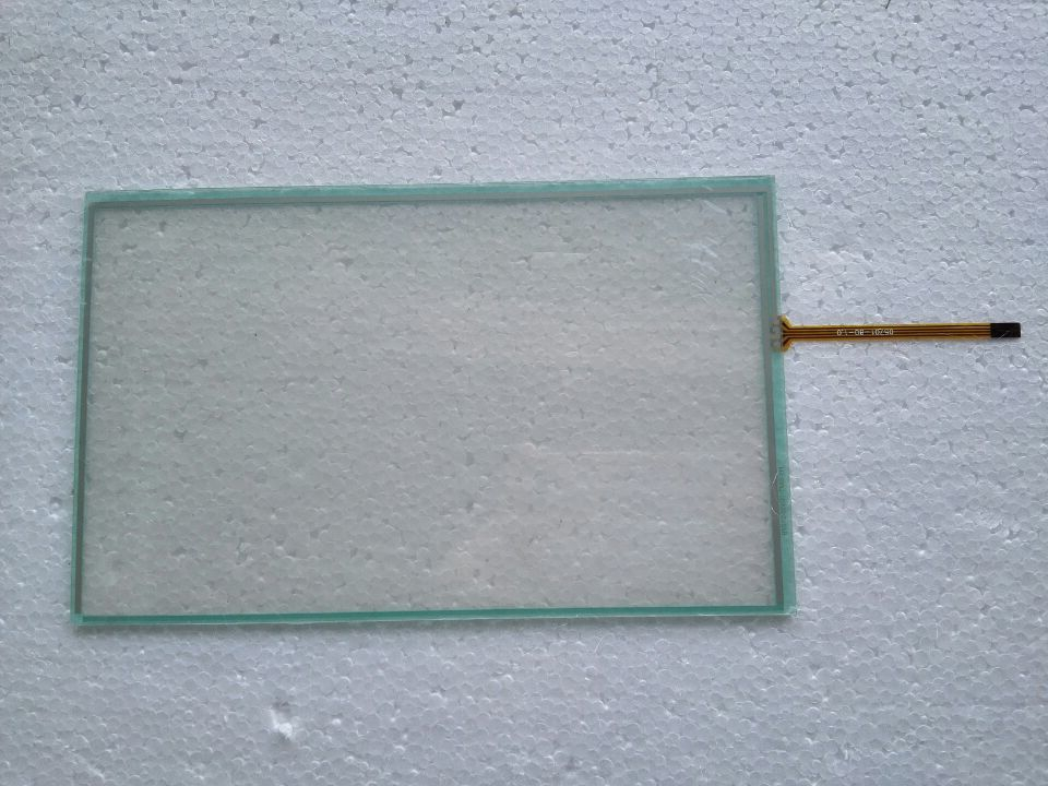 8 4 inch Fujitsu N010 0556 X463 4 wire Touch Glass Panel for HMI Panel repair