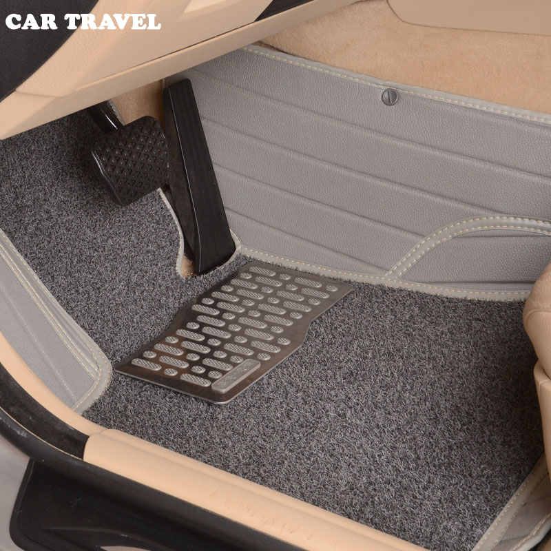 CAR TRAVEL Custom car floor mats for Chevrolet all models Cruze Captiva TRAX LOVA SAIL auto accessories car styling car mats special car trunk mats for toyota all models corolla camry rav4 auris prius yalis avensis 2014 accessories car styling auto