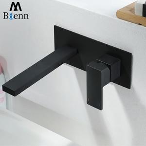 Basin Faucets Black Bathroom W
