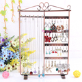 Stainless steel  multi-functional jewelry holder earring jewelry display earring Pedestal stand for jewelry display holder props