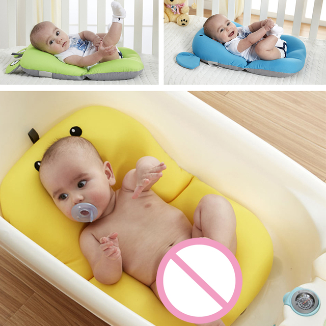 Aliexpress.com : Buy Carton Baby Bath Tub Foldable Newborn ...