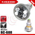 Eazzy BC-688 Bulb CCTV Security DVR Camera Auto Control Light and Recording (Motion Dection, Night Vision, Circular Storage)