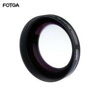 0.7X 58mm Pro Wide Angle Lens for Panasonic Fuji Canon 18 55mm 550D 600D 650D 700D 1200D T4i T3i