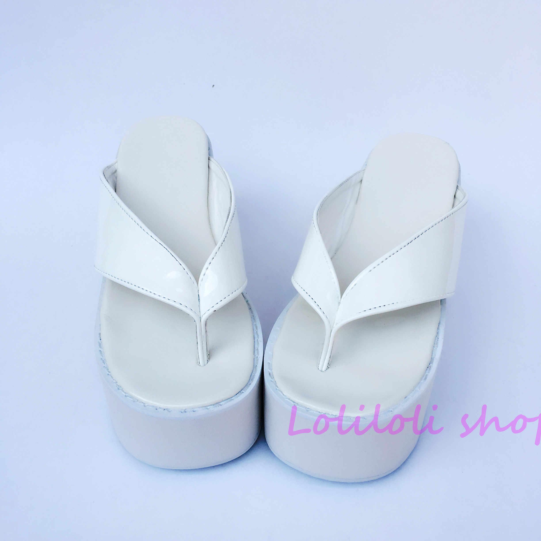 Antaina Japanese lolita shoes plus size