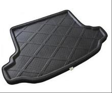 For Subaru Forester 08-12 Boot Cargo Liner Rear Trunk Floor Mat Tray Carpet Pad Protector Mud Kick for audi q5 rear trunk cargo liner boot mat floor tray carpet mud kick protector cover 2010 2016 automobile parts accessories