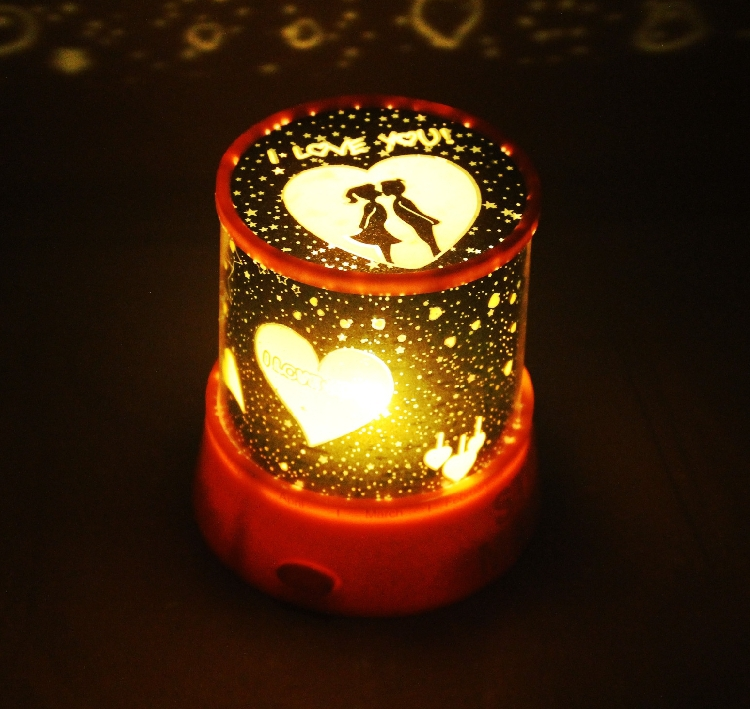Star Light Projector Night Rotating Creative Romantic Surprise Birthday Gift To Send His Girlfriend Marry Him Conf On Aliexpress