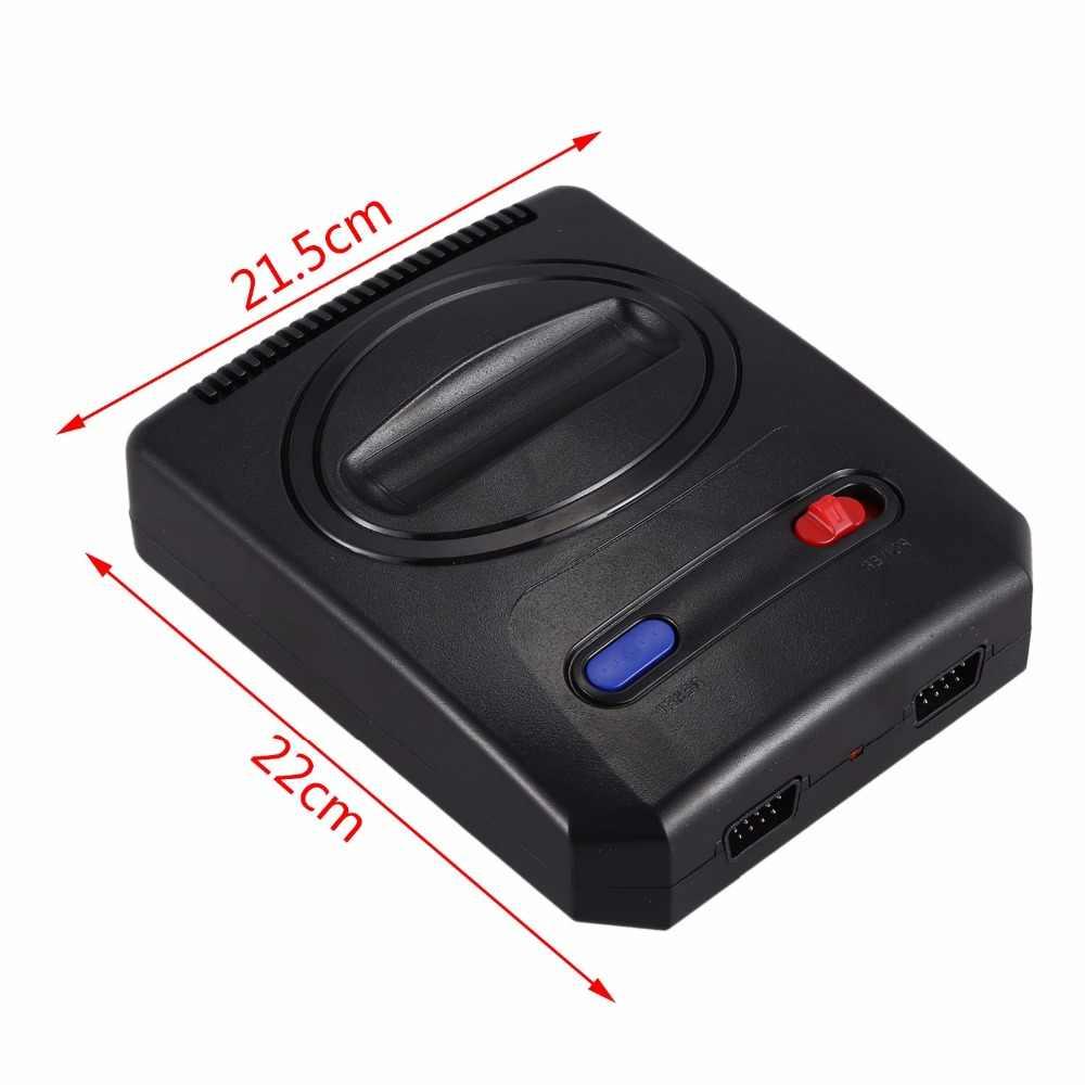 TOP ข้อเสนอ Powkiddy HD HDMI 16 Bit Retro CLASSIC คอนโซลวิดีโอเกมสำหรับ Sega คอนโซล PAL/NTSC สนับสนุนมีตลับหมึก