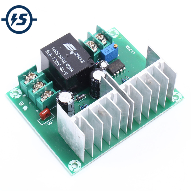 12V <font><b>300W</b></font> 50Hz Inverter Driver Board Low Frequency Transformer Converter Module Flat Wave Power image