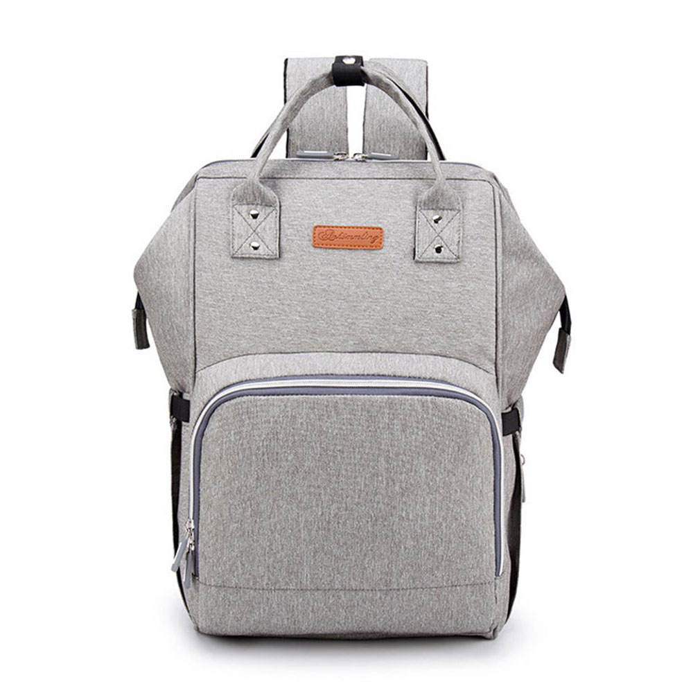 2018 USB Charging Multi-function Mommy Backpack  Interface Baby Diaper Bag Large Bag Baby Care Mummy Maternity Baby Nappy Bag 2018 USB Charging Multi-function Mommy Backpack  Interface Baby Diaper Bag Large Bag Baby Care Mummy Maternity Baby Nappy Bag