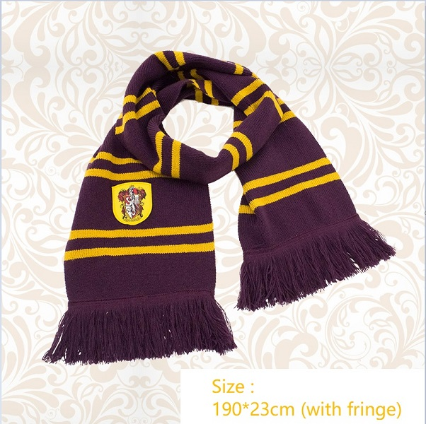 Gryffindor scarf 01