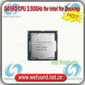 Для Intel для Pentium G4560 Процессор 3.5 ГГц/3 МБ Кэш/Dual Core/Socket LGA 1151/Dual Core/Desktop G4560 ПРОЦЕССОРА