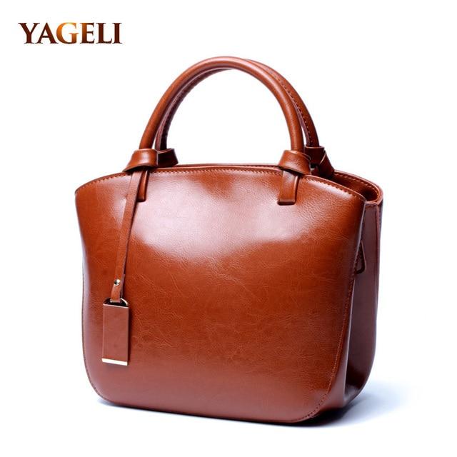 7f029285e6 real genuine leather women s handbags luxury handbags women bags designer  famous brands tote bag high quality ladies  hand bags