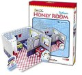 Christmas/Birthday gift,Home Adornment,3D Puzzle Model Toy,Paper model,Papercraft,Honey Room bathroom