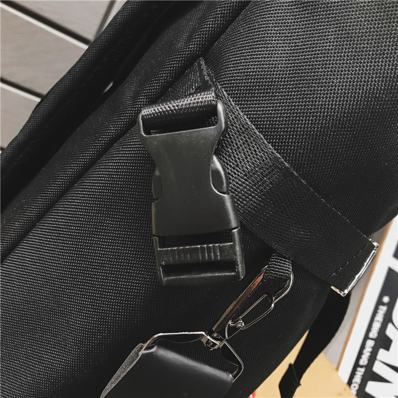 Backpack Men's Leisure Backpack Computer Bag Capacity Travel Bag Chaozhou Brand Men's Fashion Trend College Students'Bookbags 3