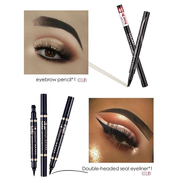 7Pcs Cosmetics Makeup Sets