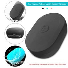Newest Protective Case Silicone Cover for Xiaomi Mi AirDots Youth Edition Redmi Wireless Bluetooth Earbuds