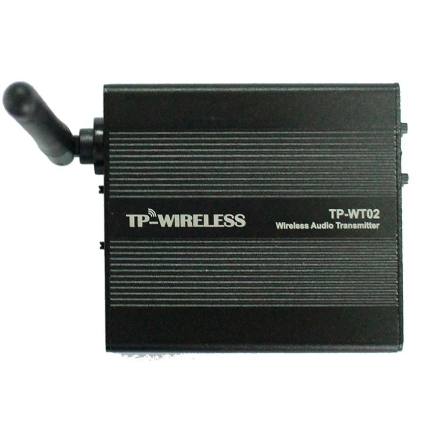 TP-WIRELESS 2.4GHz Système de microphone portable sans fil pour - Audio et vidéo portable - Photo 3