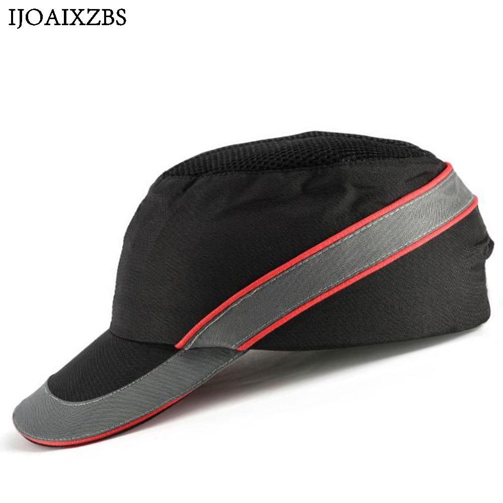 Sicherheit & Schutz Clever Safurance Kühlen Schutz Bump Cap Baseball Stil Harte Hut Sicherheit Helm Kopf Schutz Für Außerhalb Tür Arbeiter