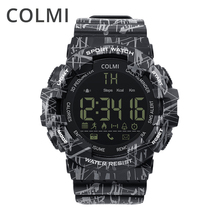 COLMI EX16C Wrist Smart Watch 5ATM Waterproof Passometer Message Reminder Ultra-long Standby Outdoor Swimming Sport Smartwatch
