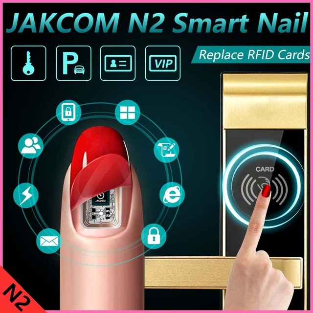 Jakcom N2 Smart Nail Hot Sale in Radio As internet radio receiveraviation band receiver digital clock alarm
