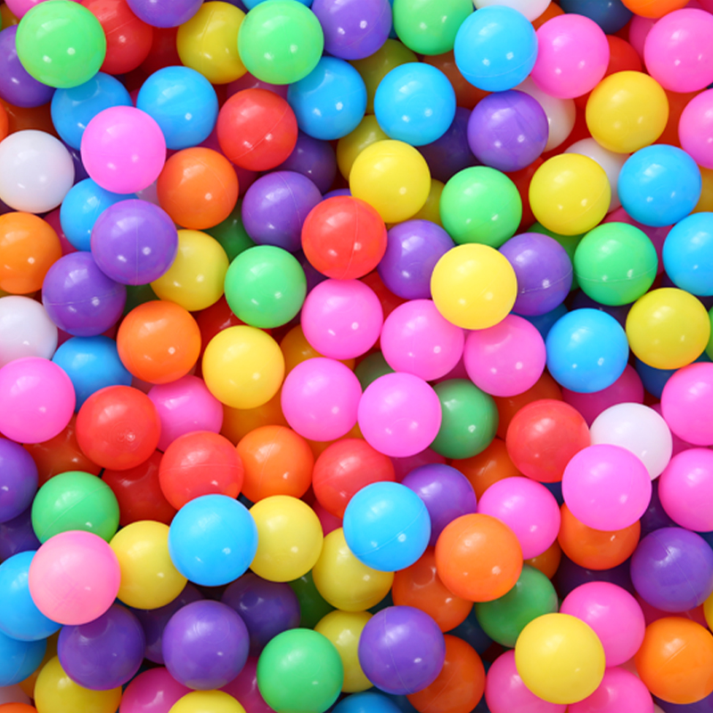 Wholesale Colorful Plastic Ball Pits Balls for pool Kids