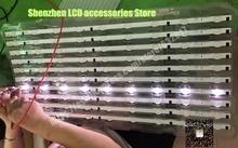 10 pièce/lot POUR Samsung 32 pouces 9LED UA32F4088AR UA32F4088AJ UA32f4100AR D2GE 320SC0 R3 2013SVS32H 9 REV1.8 650mm