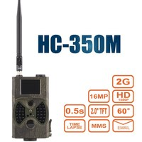 Suntek HC350M Hunting Trail Camera 16MP 0 5S Trigger Time 1080P Night Vision Game Camera MMS