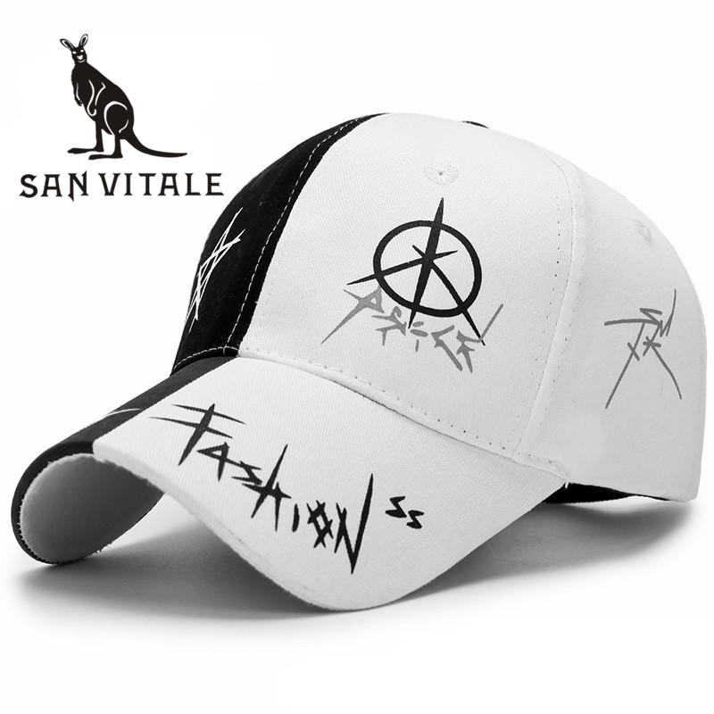 Baseball Cap Mens Hat Spring Bones Masculino Hats Summer Snapback Chance The Rapper Man Black Luxury 2018 New Designer SVC051