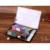4 pçs/set Pro16 Cores Terra cor Da Sombra de Olho Makeup palette Shimmer Bonito Eyeshadow kit Cosméticos Maquiagem Nude Sombra de Olho