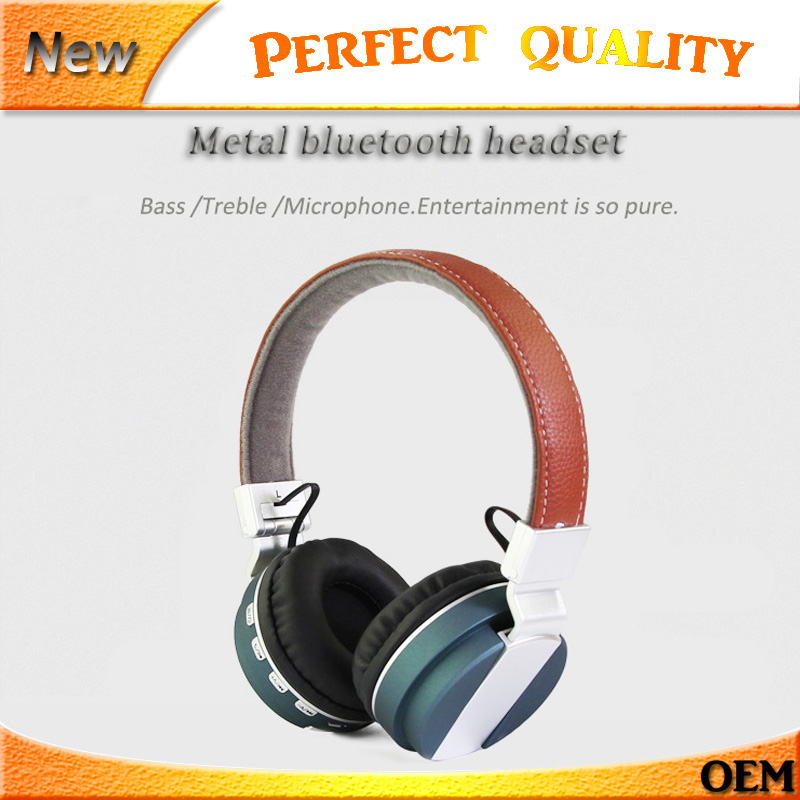 2017 Free Gaming Wireless Bluetooth 4.0 Earphone Headset for mobile phone IOS/Android with Microphone over the Ear headphones remax 2 in1 mini bluetooth 4 0 headphones usb car charger dock wireless car headset bluetooth earphone for iphone 7 6s android