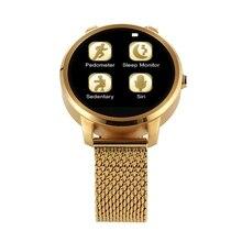 Neue 2016 Heißer Verkauf Bluetooth Smart Uhren V360 Runde Stil Smartwatch Für Android Und IOS Telefon Smartphone Tragbare Geräte