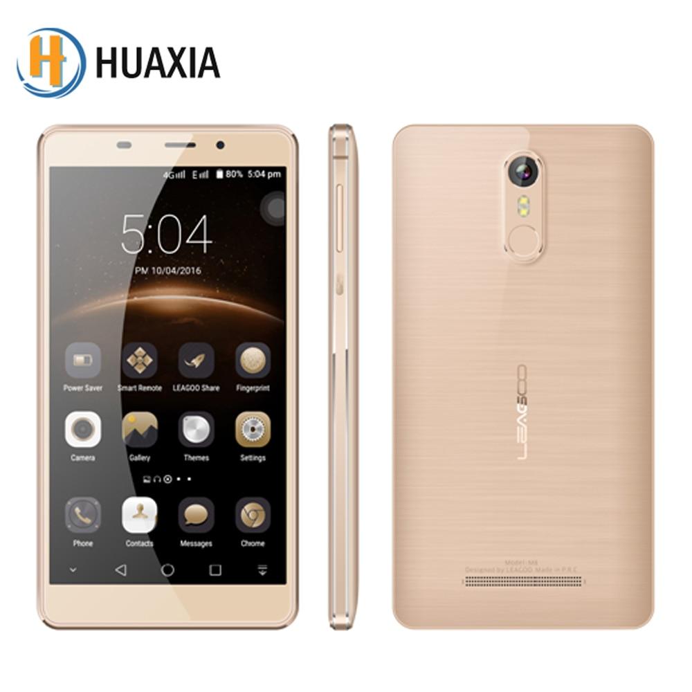 Original Leagoo MT6580A M8 Android 6.0 5.7 \