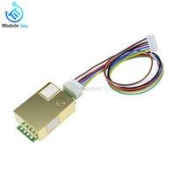 MH-Z19 инфракрасный CO2 сенсор модуль для co2 углекислого газа сенсор измерения мониторы с линиями