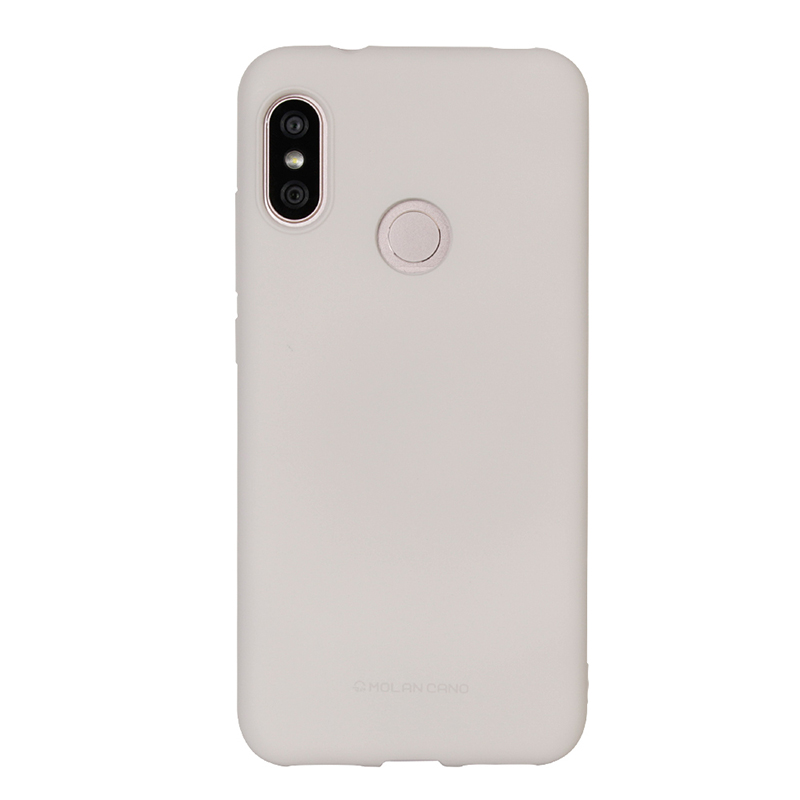 Blackmix Silicone Phone Case For Redmi 6 Pro  Redmi A2 lite Official Cover For Xiaomi Cases For Redmi A2 lite Retail Box (5)
