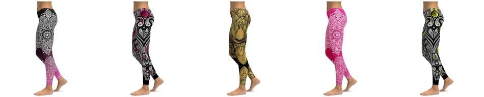 848184e1324d9 LI-FI Print Yoga Pants Women Unique Fitness Leggings Workout Sports ...